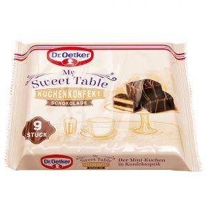 Schokoladiger Gespensterkuchen Rezept Konfekt Schokolade Dr Oetker Kuchen