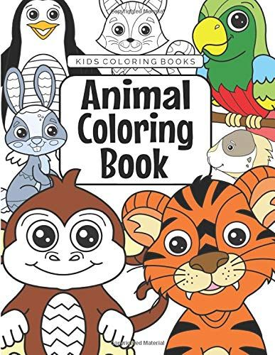 Free Download Pdf Kids Coloring Books Animal Coloring Book For Kids Aged 38 Free Epub Mobi Ebooks In 2020 Kids Coloring Books Animal Coloring Books Coloring For Kids