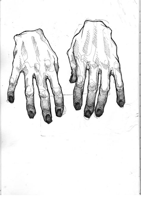 Hand Drawing Reference, Art Reference, Drawing Practice, Figure Drawing, Ink Illustrations, Illustration Art, Basic Art Techniques, Art Sketches, Art Drawings