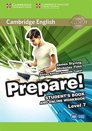 Read Cambridge English Prepare Level 7 Students Book And Online Workbook Free Are You Searching For Cambridge English In 2020 Cambridge English English Exam Workbook