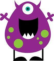 baby monster clipart free clip art images brody s monster 1st rh pinterest co uk cute monster clipart black and white cute monster clipart png