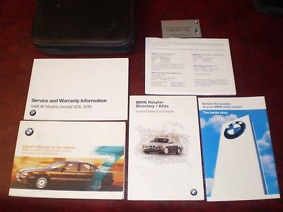 Advertisement Ebay 1999 99 Bmw 7 Series Sedan 740i 740il 750il Owners Manual Books Guide Cas Bmw 7 Series Bmw Cards Against Humanity