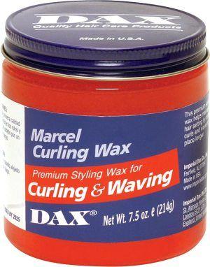 Dax Marcel Curling Wax Dax Hair Care Long Thin Hair Long Hair Tips Hairdo For Long Hair