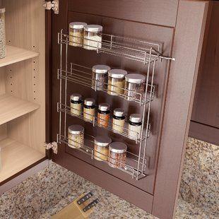 291 42 Kitchen Storage Spice Storage Diy Kitchen Storage