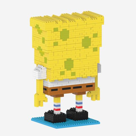 Spongebob Squarepants BRXLZ Character