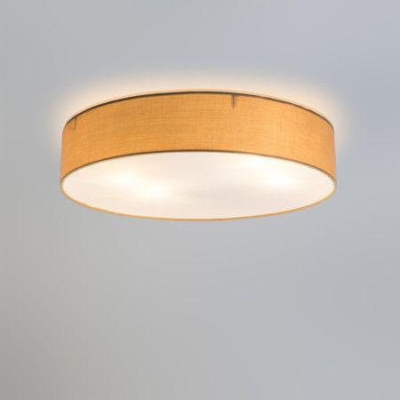 Deckenleuchte Drum Eco 50 beige #Deckenlampe #Lampe - deckenlampen für schlafzimmer