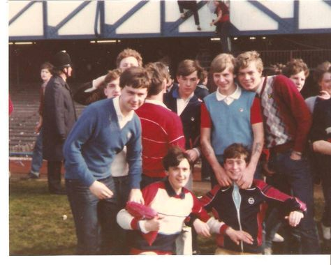 43 Best Casulas, Hooligans, and Terracewear images   Football ...