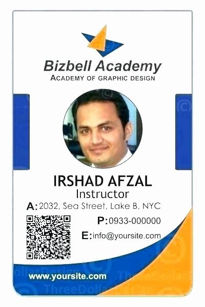 50 Lovely Free Teacher Id Card Template In 2020 Id Card Template