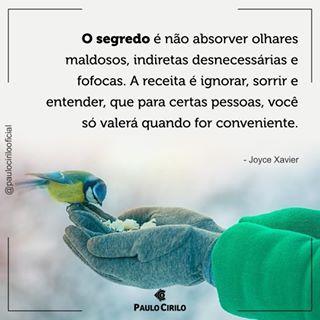 reflexão #osegredo #sabedoria #vida #aprendizado #ficaadica  #paulocirilooficial #paulociri… | Citações verdadeiras, Frases lindas de  amizade, Frases inspiracionais
