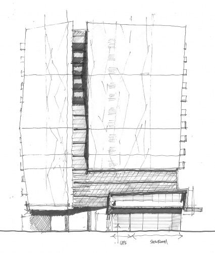simple architectural sketch - Simple Architecture Blueprints