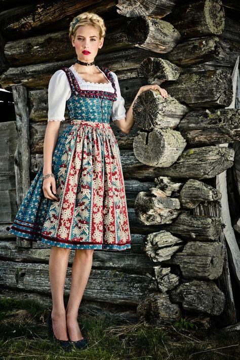 Lena Hoschek Dirndl