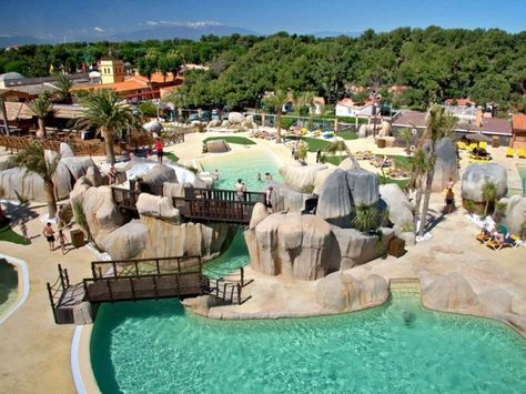11 best Campings Luxe images on Pinterest - camping a marseillanplage avec piscine