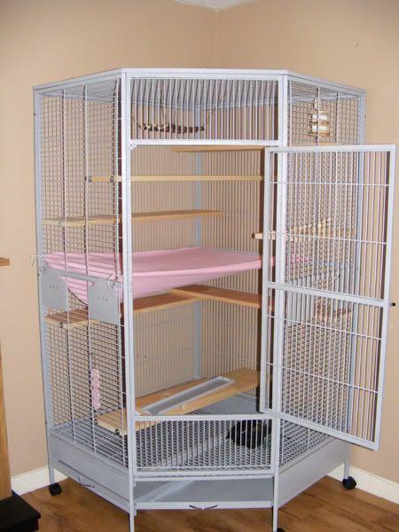 Custom Chinchilla Cages For Sale cakepins com | Pets | Chinchilla