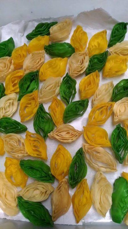 Cara Dapat Kuih Tiram Rangup Cantik Kembang Seperti Bunga Rasa Bunga Kecantikan