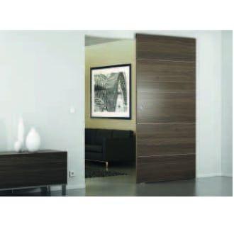 Hafele 940 59 002 N A Slido Design Integrated Sliding Door Hardware Set For Single Wooden Slidin Wooden Sliding Doors Sliding Door Hardware Interior Barn Doors