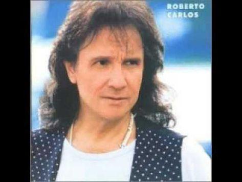 Roberto Carlos 1996 Com O Tempo Das Musicas Youtube Musica