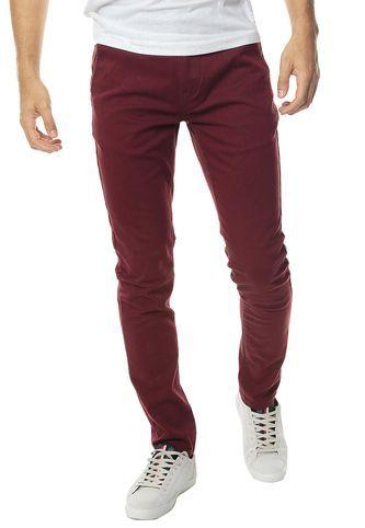 Pantalon Vinotinto Ocean Pacific Ocean Pacific Pantalones Vino Hombre Ropa Casual De Hombre Combinar Ropa Hombre