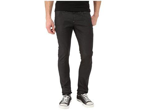 G Star Revend Super Slim In Black Pintt Stretch Denim 3d Dark Aged Black Pintt Stretch Denim 3d Dark Aged Men S Jeans A Mo In 2020 Clothes Stretch Denim Black Jeans