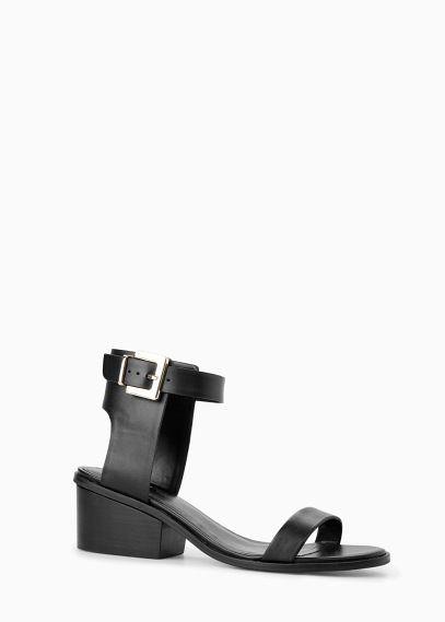 Sandales à bride de cheville