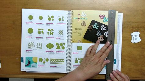 Stampin' Up! Catalog Tabs
