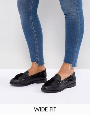 Womens boots on sale, Leather loafers