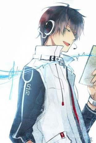 Pin By Alisha Swinehart On Anime Anime Boy With Headphones Anime Boy Cute Anime Guys
