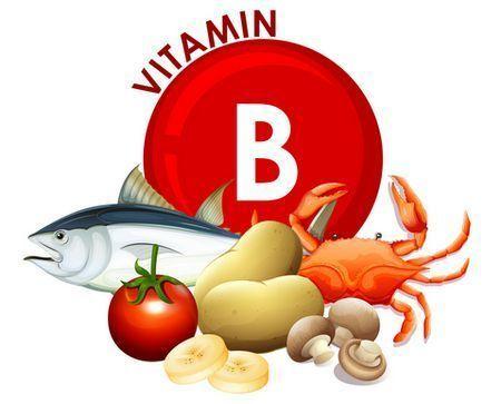 Pin On فيتامين B1