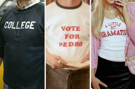 Vote for Pedro shirts are a staple of every movie buff's wardrobe.View Entire Post ›