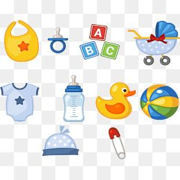 Creative Clipart Blue Feeding Bottle Png Transparent Clipart Image And Psd File For Free Download Baby Clip Art Clip Art Creative