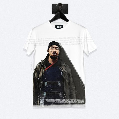 omar Rip and Run T-shirt #thewire...