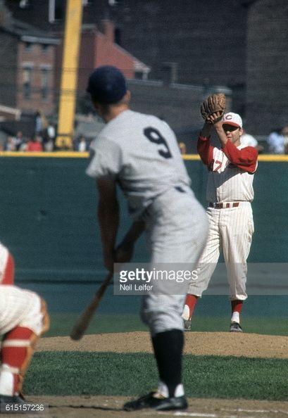 1961 World Series (Roger Maris at bat)