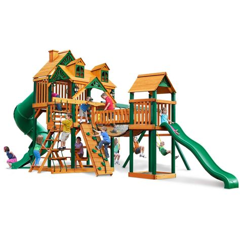 Kidkraft Willowbrook Wooden Playset F24952 The Home Depot