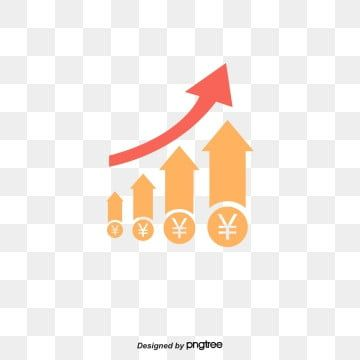 Red Upward Curve Arrow Curve Vector Arrow Vector Vector Material Png And Vector With Transparent Background For Free Download Curved Arrow Free Vector Graphics Cartoon Styles