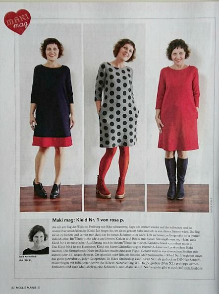 meets mollie makes | rosa p. | Pinterest | Sewing clothes, Sewing a ...