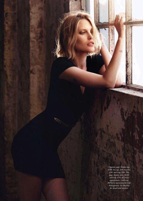 Catherine Mcneil by Kane Skennar for Harper's Bazaar Australia November 2013  3