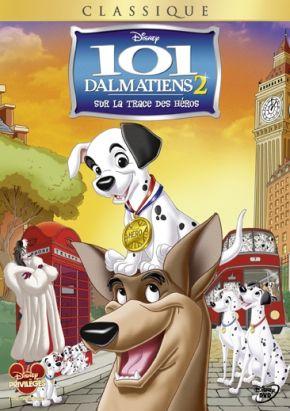 Les 101 Dalmatiens 2 Sur La Trace Des Heros Disney Videos