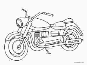 Coloring Sheet Motorcycle Coloring Pages Coloring Pages For Kids