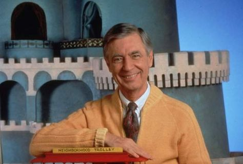 This Story About Mr Rogers Will Bring A Tear To Your Eye Mr Rogers Rogers Mister Rogers Neighborhood