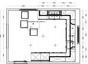 Unser Grundriss Nach Der Online Kuchen Planung Badezimmer Grundriss Kuchen Planung Grundriss