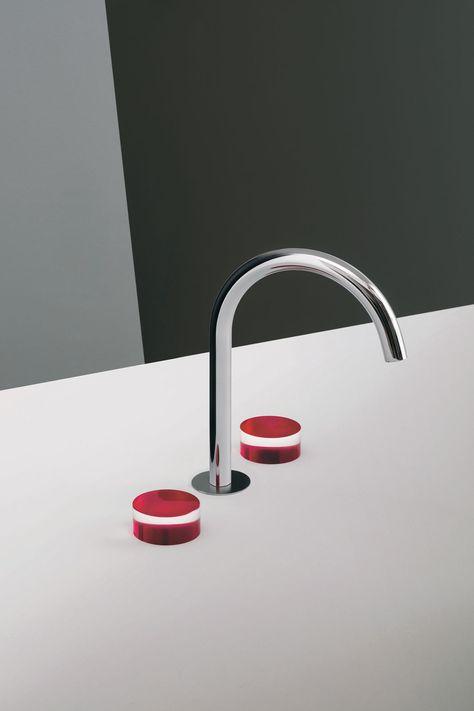 Rubinetti Colorati Nuovo Trend Per Il Lavandino Del Bagno