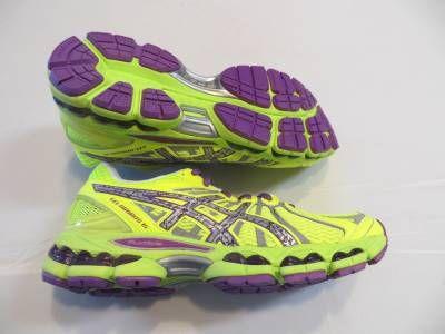 Women S Asics Gel Nimbus 15 Lite Show Running Yellow Lightning