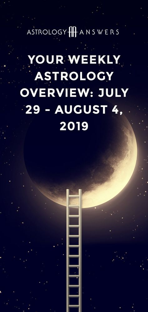 It's time to say farewell to July, and this week we have many transits to help us do so. #astrology #astrologyoverview #weeklyastrology