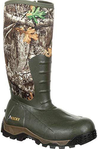 Best Seller Rocky Men S Sport Pro Rubber 1200g Insulated Waterproof Outdoor Boot Knee High Online Boots Winter Outfits Men Keds Men