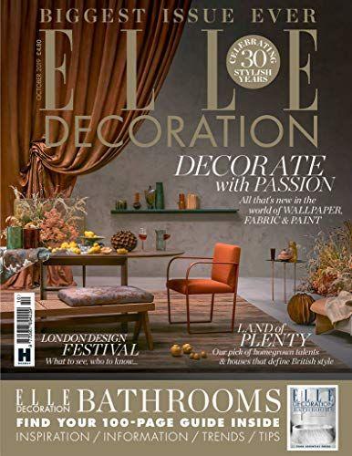 Elle Decoration Uk With Images Elle Decor Decor House