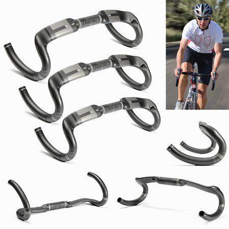 Ultralight Carbon Handlebar Carbon Road Bike Handlebar Bicycle Racing Drop Bar Handlebar 31 8 400 420 440mm 31 8 44 In 2020 Carbon Road Bike Bike Handlebars Road Bike