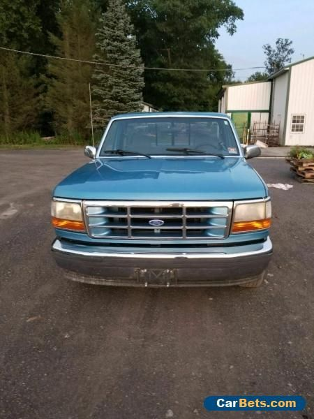 1993 Ford F 150 Ford F150 Forsale Canada Ford F150 Cars For Sale Ford