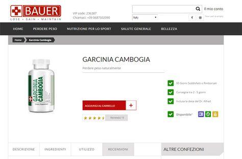Garcinia cambogia extra sito italiano