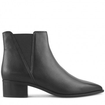 Gipsy Ankle Boot I Black Boots I