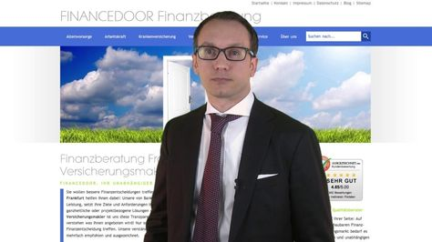 Versicherungsmakler FINANCEDOOR GmbH
