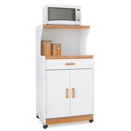Sauder Kitchen Microwave Cart Sears Canada